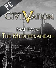 Civilization 5 Cradle of Civilization Map Pack Mediterranean