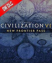 Civilization 6 New Frontier Pass