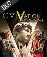 Civilization V Gods & Kings