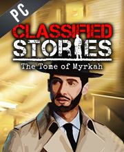 Classified Stories The Tome of Myrkah