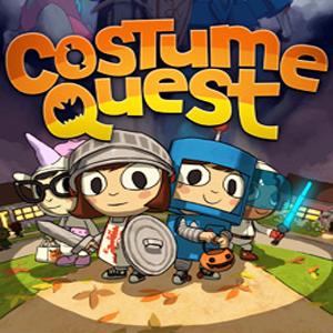 Costume Quest Key kaufen - Preisvergleich
