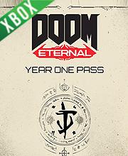 DOOM Eternal Year One Pass