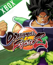 DRAGON BALL FIGHTERZ Broly DBS