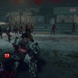 Dead Rising Zombie töten