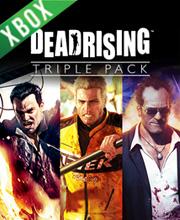 Dead Rising Triple Bundle Pack