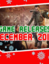 Dezember 2016 Game Releases: Heiße Spiele, um Deine Weihnachtsferien aufzuheizen