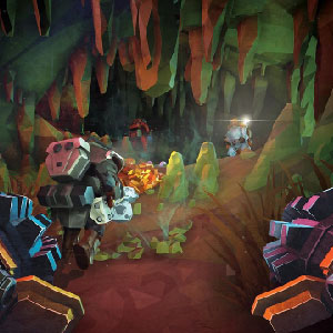 Mysteriöse Höhlen