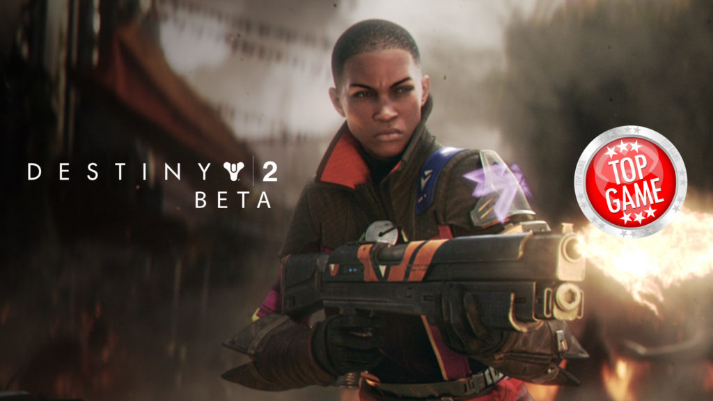 Destiny 2 PC Open Beta