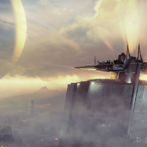 Destiny PS4 - Explosion