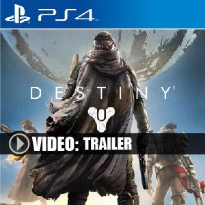 Destiny PS4 Digital Download und Box Edition