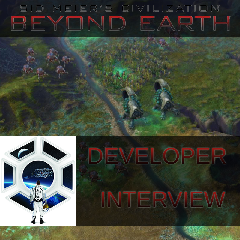 Sid Meier's Civilization Beyond Earth Firaxis Developer Interview at PAX East 720p