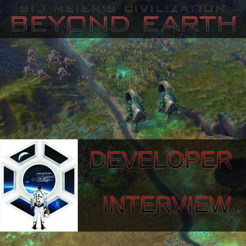 Sid Meier's Civilization Beyond Earth Firaxis Developer Interview at PAX East 720p