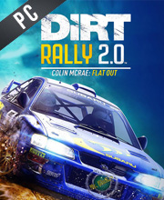 DiRT Rally 2.0 Colin McRae FLAT OUT Pack