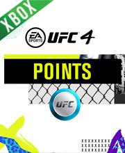 EA SPORTS UFC 4 Punkte