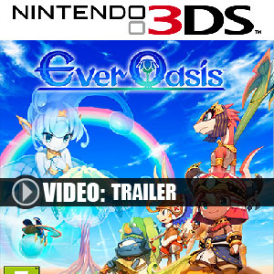 Ever Oasis 3DS Digital Download und Box Edition