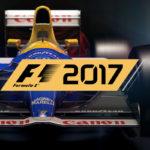 F1 2017: Zwei klassische Williams Autos im neuen Trailer aufgedeckt