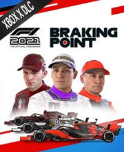 F1 2021 Braking Point Content Pack