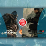 For Honor, Sniper Elite 4 schnappen sich die Top 2 Plätze in den UK Sales Charts!