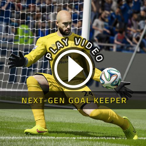 FIFA 15 Nächste Generation Torwart