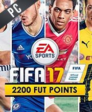 FIFA 17 2200 FUT Punkte