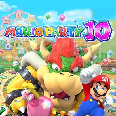 Mario Party 10 Wii U  CD Key | Let´s have a Party!