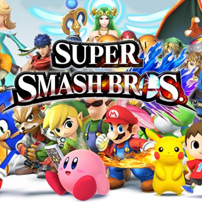 Super Smash Bros | Die Charaktere