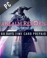 Final Fantasy 14 Gamecard 60 tage