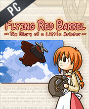 Flying Red Barrel The Diary of a Little Aviator