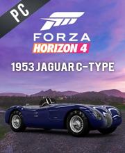 Forza Horizon 4 1953 Jaguar C-Type
