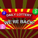 Keyforsteam Lotterie Update: Wir sind zurück!