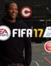 Schau zu, wo FIFA 17 `s Reise hingeht