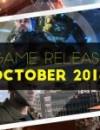 Oktober 2016 Spiele Release: Die am meisten erwarteten Spiele des Jahres