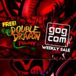 GOG Weekly Sale: Kaufe ein Spiel und hole Dir Double Dragon Trilogy kostenlos!