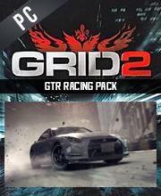 GRID 2 GTR Racing Pack
