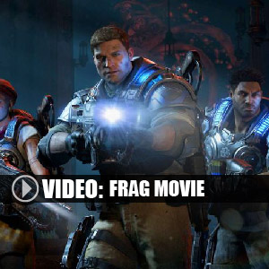 Gears of War 4 Xbox One Frag Movie