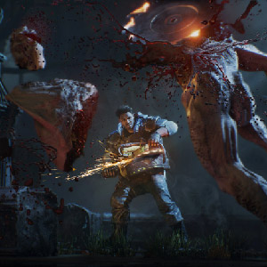 Gears of War 4 Xbox One Feind