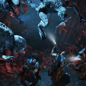 Gears of War 4 Xbox One - Spielverlauf