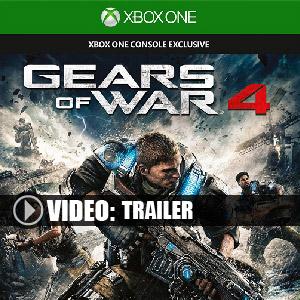 Gears of War 4 Xbox One Digital Download und Box Edition