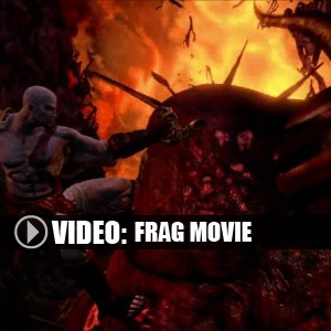 God of War 3 Remastered PS4 Frag Movie