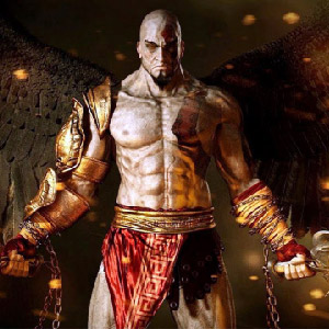 God of War 3 Remastered PS4 Kampf