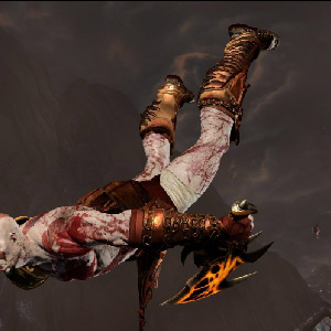 God of War 3 Remastered PS4 Gameplay Image