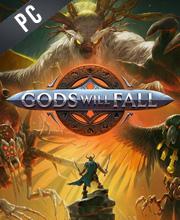 Gods Will Fall
