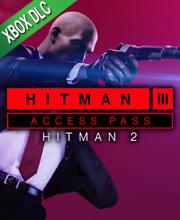 HITMAN 3 Access Pass HITMAN 2 Gold