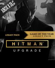 HITMAN GOTY Legacy Pack Upgrade