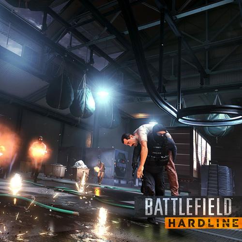 Battlefield Hardline Modus Rettung
