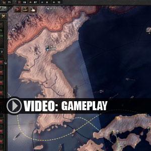 Hearts of Iron 4 Waking Gameplay Video