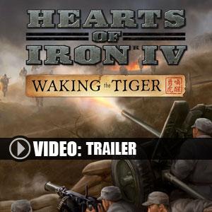 Hearts of Iron 4 Waking the Tiger Key Kaufen Preisvergleich