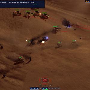 Homeworld Tactical Kampf