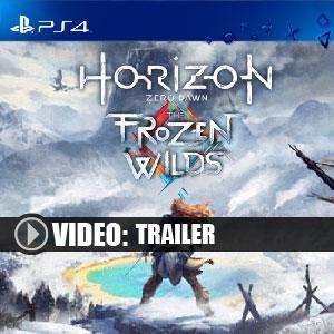 Horizon Zero Dawn The Frozen Wilds PS4 Digital Download und Box Edition