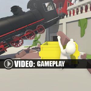 Human Fall Flat Gameplay Video